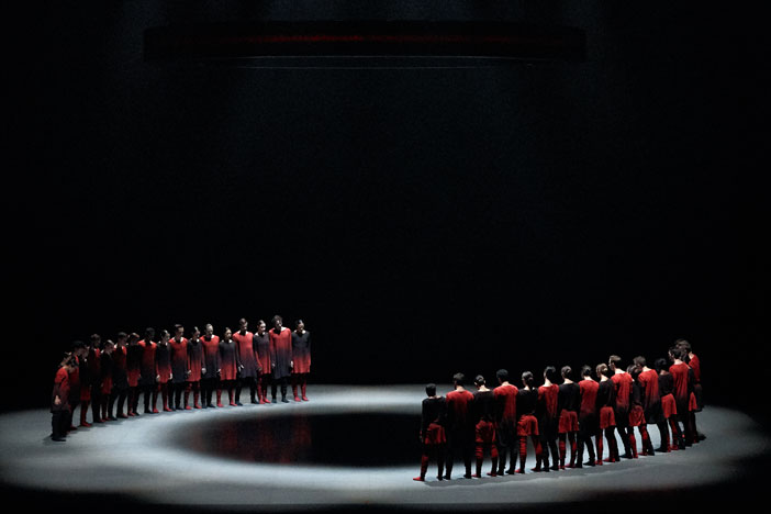 Carmina Burana, Choreography: Edward Clug; Music: Carl Orff; Production: Grands Ballets de Montreal (October 2019)